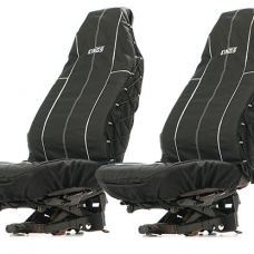 Adventure Kings Heavy Duty Seat Covers 300GSM Polyester with Draw String