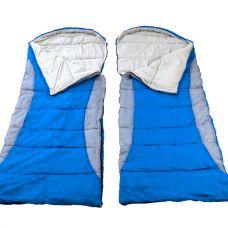2x Adventure Kings - Hooded Sleeping Bag