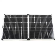 Kings 160w Solar Panel with PWM Regulator   Monocrystalline Cells   Adventure Kings