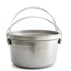 "Genuine Aussie 12"" Camp Oven 