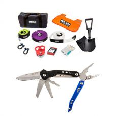 Hercules Complete Recovery Kit + Adventure Kings 18-in-1 Multi-Tool