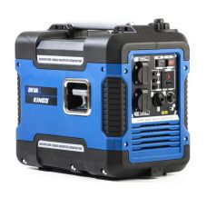 Kings 2kVA Portable Camping Generator | 57.8dB | 2 Year Warranty | Pure Sine Wave Inverter