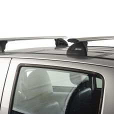 Kings Dual-Cab Roofrack Track-Mount Kit - Suitable for Navara NP300 Dual Cab 2015+