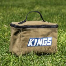 Kings 400GSM Canvas Toiletry Bag | Storage | Organisation | Heavy-duty zip & handle