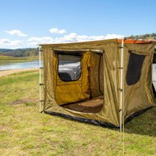 Kings Tent for 2x3m Awning | Waterproof | Fully Enclosed | Bucket Floor