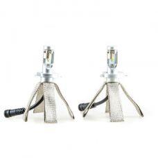 LED Headlight Kit Suitable For Toyota Prado - 120 Series - 2002 to 2009