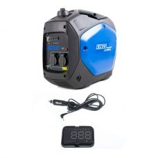 Adventure Kings 2.0kVA Inverter Generator + Heads Up Display (HUD) Unit