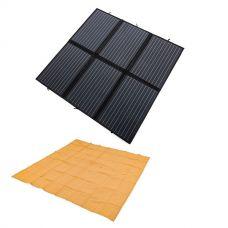 Adventure Kings 200W Solar Blanket with MPPT + Mesh Flooring 3m x 3m