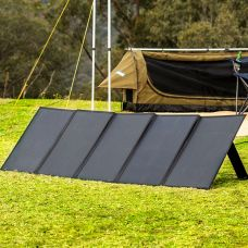 Adventure Kings 250W Solar Blanket with Support Legs
