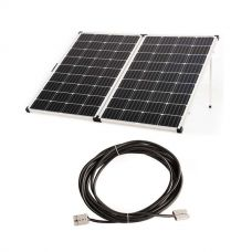 Kings Premium 250w Solar Panel with MPPT Regulator + 10m Lead with Solar Panel Extension