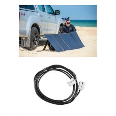 Adventure Kings 250W Solar Blanket with MPPT Regulator + 10m Lead For Solar Panel Extension