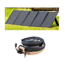 Adventure Kings 250W Solar Blanket + LED Strip Light
