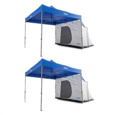 2x Adventure Kings Gazebo Hub