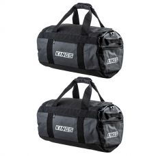 2 x Kings 40L Large PVC Duffle Bag