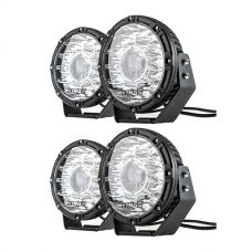 "2x Kings 8.5"" Laser MKII Driving Lights (pair)"