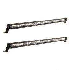 "2x Kings 40"" LETHAL MKIII Slim Line LED Light Bar"