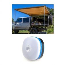 Adventure Kings Awning 2x3m + Adventure Kings Mini Lantern