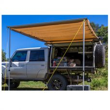Kings 2x3m Side Awning | UP50+ | 170gsm Waterproof | Suits All Vehicles