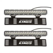 "2x 15"" Numberplate LED Light Bar"