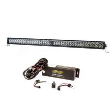 "Kings 30"" Laser Light Bar + Spotlight Wiring Harness"