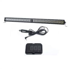 "Kings 30"" Laser Light Bar + Heads Up Display (HUD)"