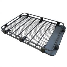 Steel Roof Rack 3/4 Length