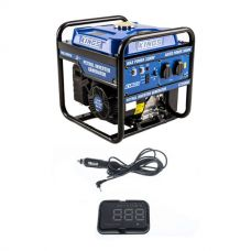 Adventure Kings 3.0kVA Inverter Generator + Heads Up Display (HUD) Unit