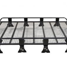 Steel Tradie Rack for Gutter Mount Vehicles | incl mounting brackets