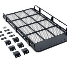 Steel Tradie Rack Suitable for 120 Series Toyota Prado | 4WD Supacentre