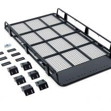 Steel Tradie Rack Suitable for 100/105 Series LandCruiser | 4WD Supacentre
