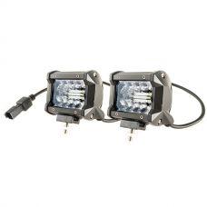 "4"" LED Light Bar (Pair) | Insanely Bright | Combination Spot & Flood | IP68 | Adventure Kings"