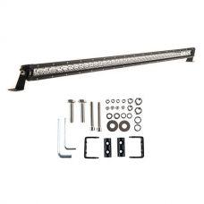 """Kings 40"""" Slim Line LED Light Bar + Sliding Brackets for Slim Line Light Bars (Pair)"""