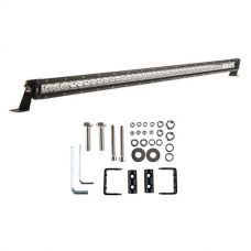 "Kings 40"" LETHAL MKIII Slim Line LED Light Bar + Sliding Brackets for Slim Line Light Bars (Pair)"