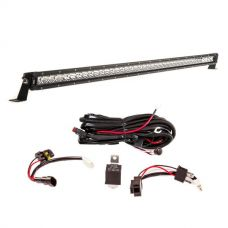 """Kings 40"""" Slim Line LED Light Bar + Wiring Harness"""