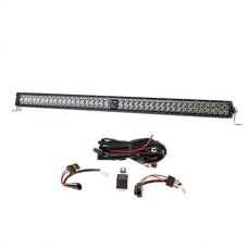 "Kings 40"" Laser Light Bar + Illuminator LED Light Bar Wiring Harness"