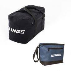 Heavy-Duty Duffle Bag + Kings 8L Cooler Bag