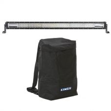"Adventure Kings Domin8r 42"" LED Light Bar + Adventure Kings Dirty Gear Bag"