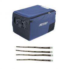 50L Fridge Cover +  Fridge Tie Down Straps (4 pack)
