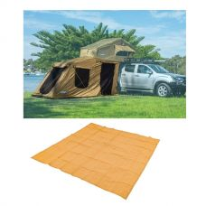 6-man Annex + Adventure Kings - Mesh Flooring 3m x 3m