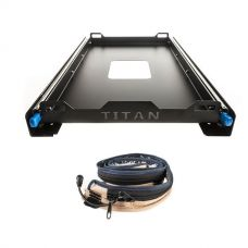 Titan 60L Fridge Slide + Kings LED Strip Light