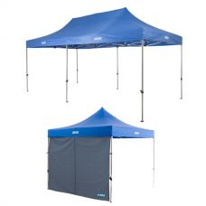Adventure Kings - Gazebo 6m x 3m + Adventure Kings Gazebo Side Wall