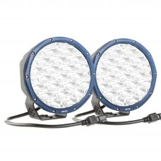 """Kings Domin8r X 7"""" Spotlights (Pair) fitted with OSRAM LEDs 
