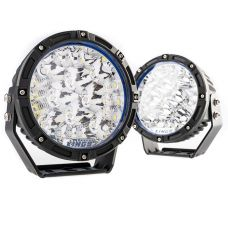 """Kings Lethal 7"""" Premium LED Driving Lights 