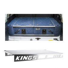 900mm Titan Rear Drawers suitable for smaller wagons + Drawer Table suitable for 900mm & 1300mm Titan Drawers