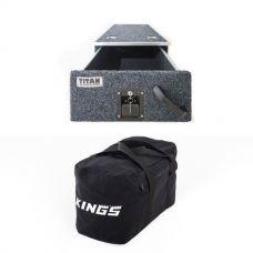 Titan Single Drawer 900mm + 40L Duffle Bag