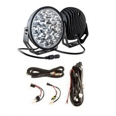 "Kings 9"" LED Driving Lights (Pair) + Smart Harness"