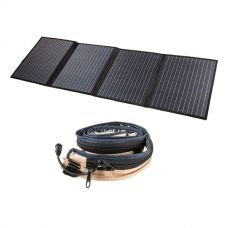 Adventure Kings 120W Solar Blanket with MPPT Regulator + LED Strip Light