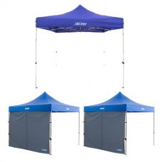 Adventure Kings - Gazebo 3m x 3m + 2x Adventure Kings Gazebo Side Wall