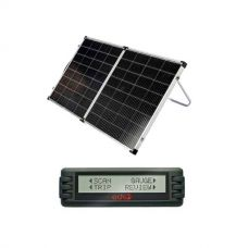 Kings Premium 160w Solar Panel with MPPT Regulator + Engine Data Scan Computer