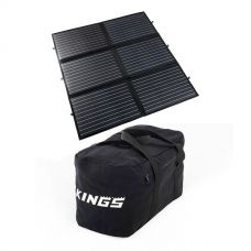 Adventure Kings 200W Portable Solar Blanket + 40L Duffle Bag